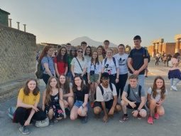 Geography Education Trip to Italy, October 2019