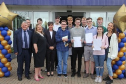 Record Breaking A Level Results!