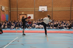 Sports for Schools Event